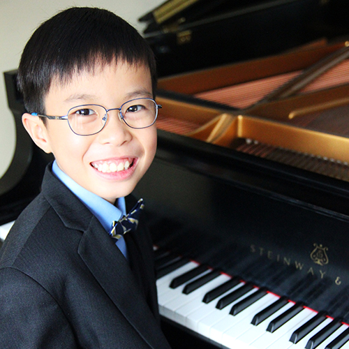 Austin Ng - Piano