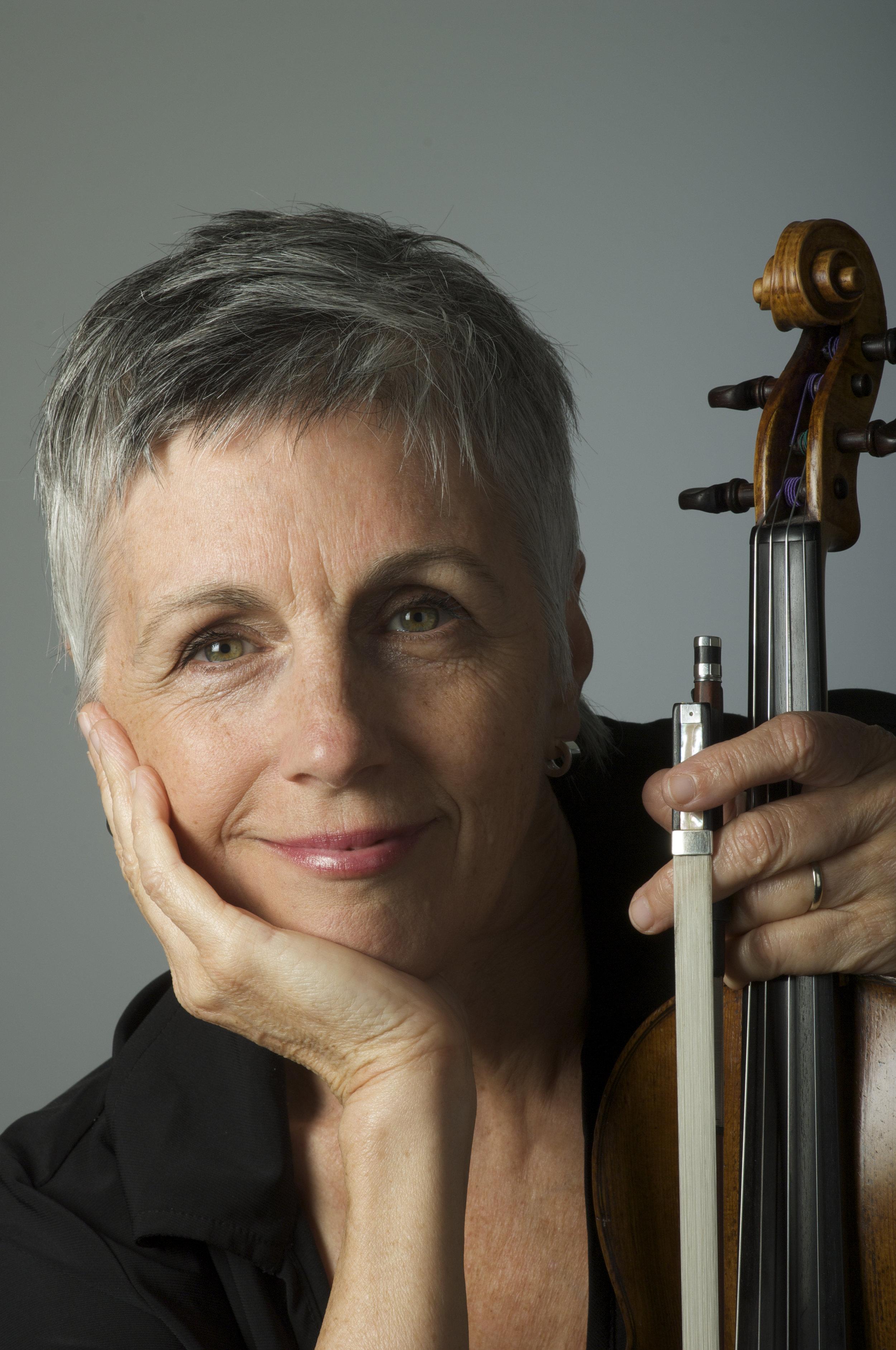 Nancy DiNovo, Violin