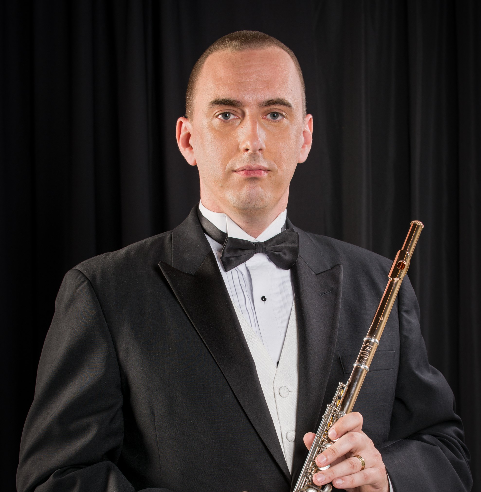 Bernard Blary, Flautist