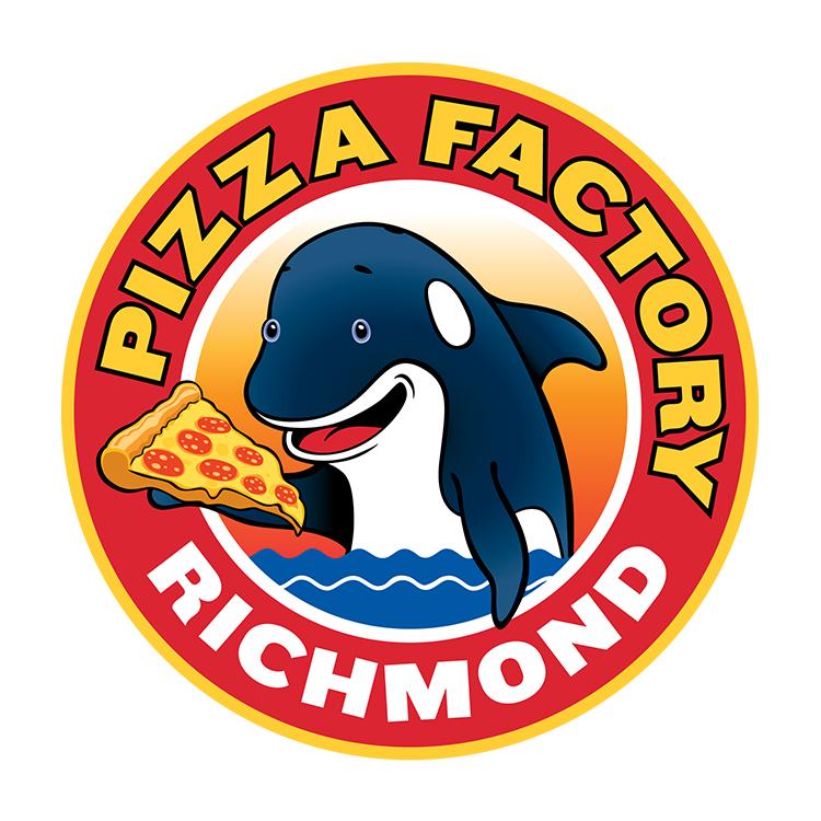 Pizza Factory Richmond - $60 Value