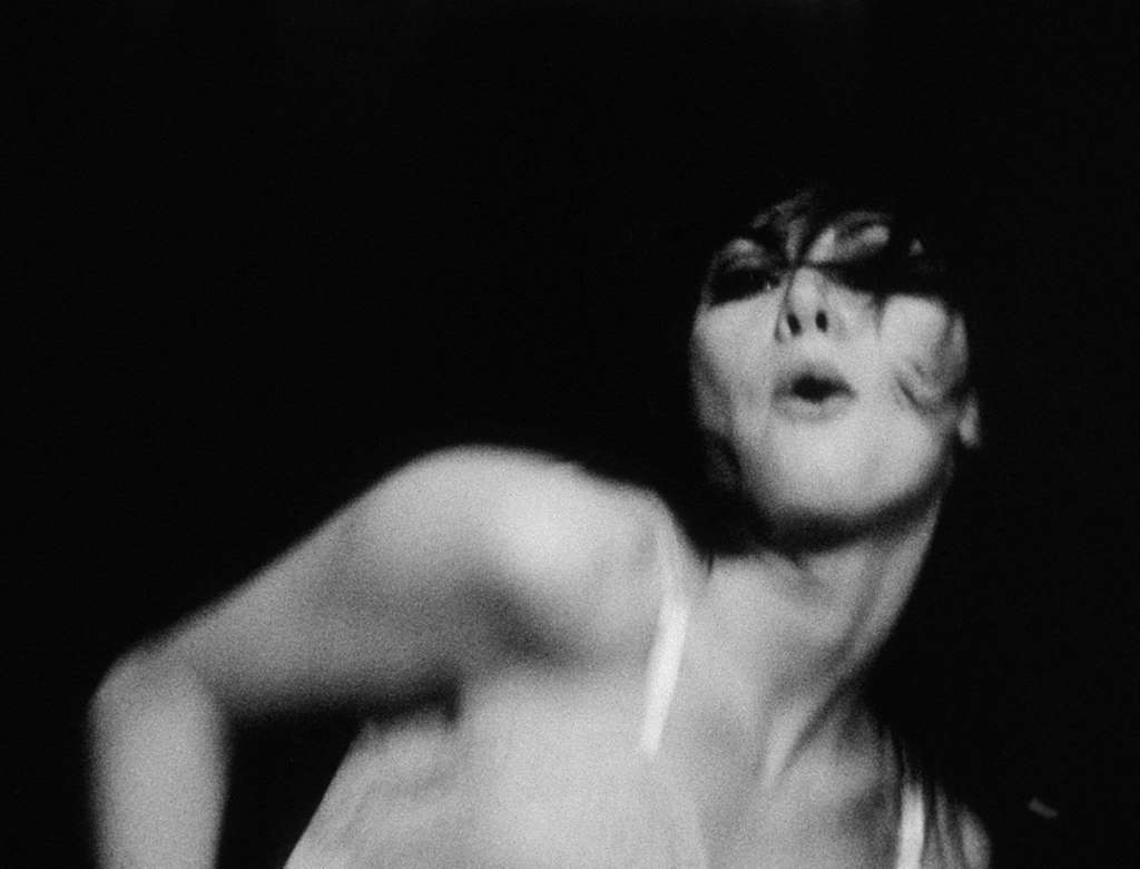 Bruce Conner,  BREAKAWAY  (1966, 16mm, b&w/sound, 5 min.); Courtesy San Francisco Museum of Modern Art, Accessions Committee Fund purchase; ©Conner Family Trust, San Francisco