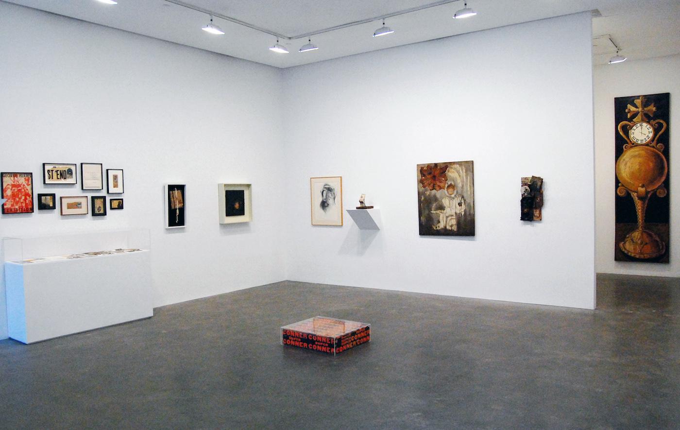 "Installation view of ""RAT BASTARD PROTECTIVE ASSOCIATION"" (2017), Susan Inglett, New York (all images courtesy Susan Inglett gallery)"