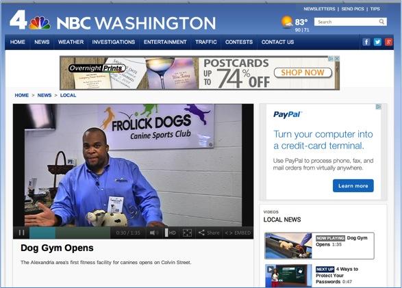 NBC 4, July 31 2014