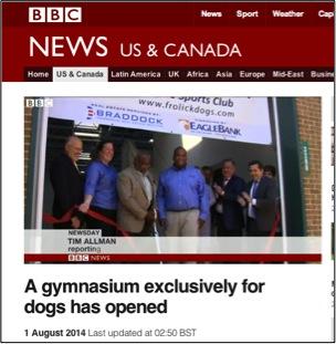 BBC World News, August 1 2014