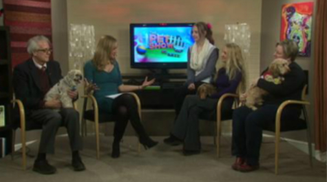 The Pet Show with Dr. Katy #FreshFit2015 Dog Fitness Challenge, Feb 7 2015