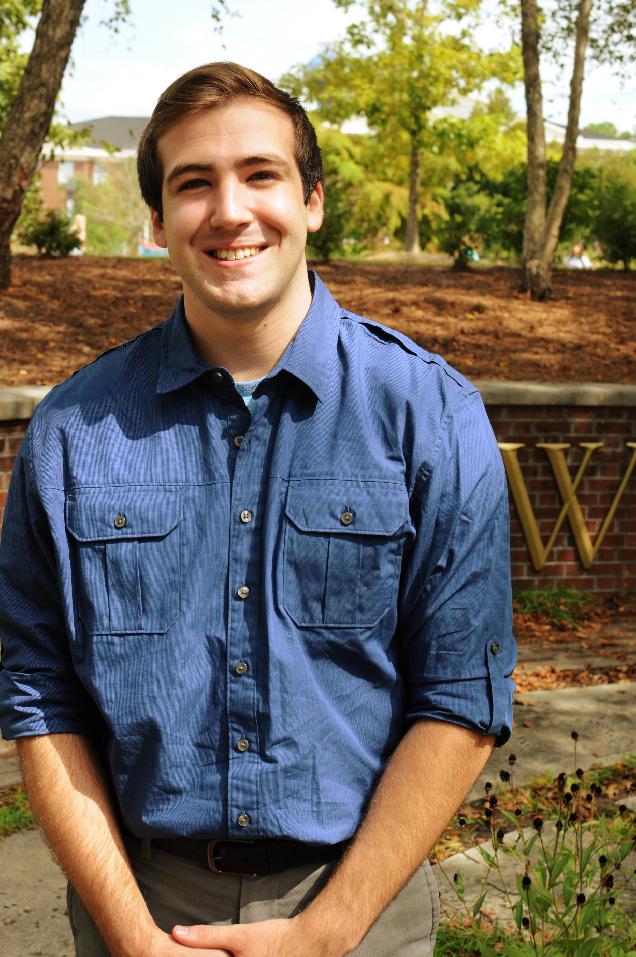 "Noah is a senior at UNCW majoring in Communication Studies with a focus in media production. After graduation he plans to move to Atlanta to pursue a career in video production and hopes to make movies in the future.  ""There has never been a sadness that can't be cured by breakfast food.""   -Ron Swanson"