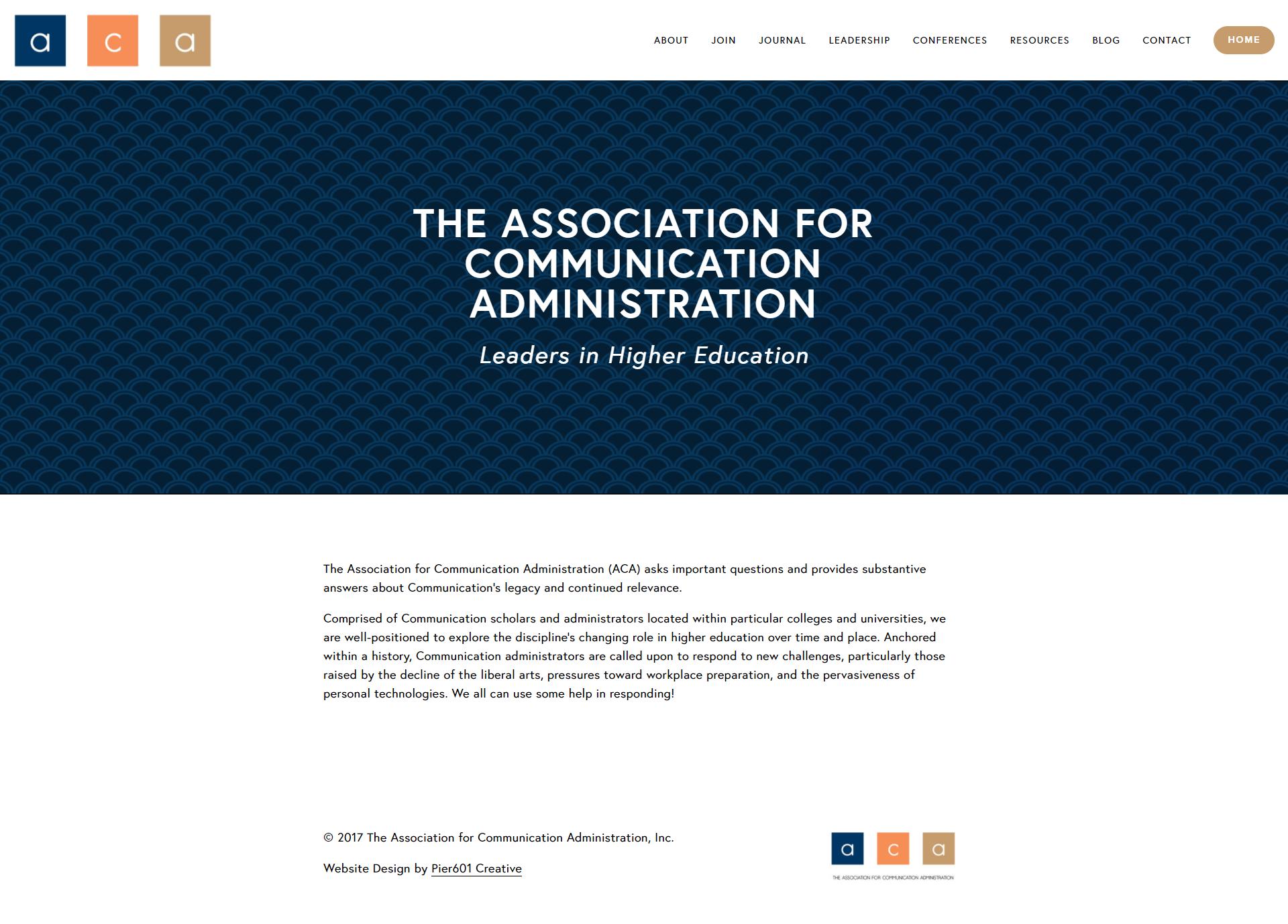 FireShot Capture 1 - Association for Communication Administration - https___commadministration.org_.png