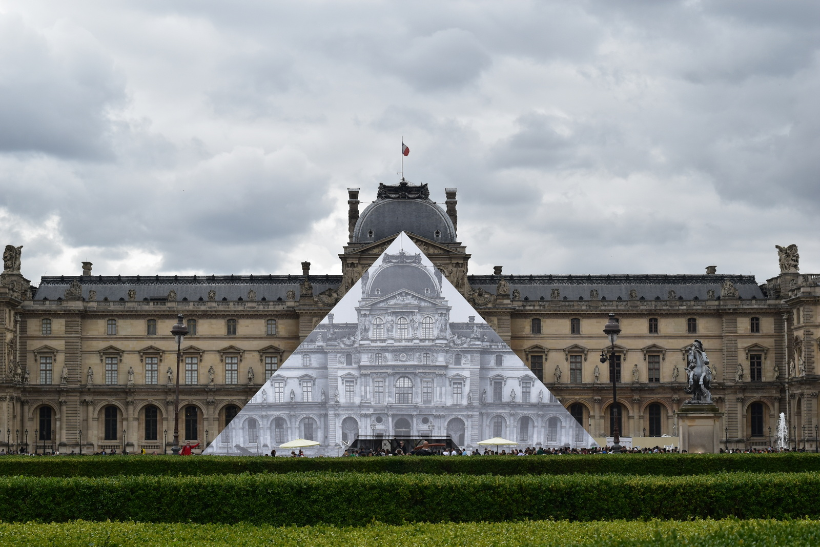Days 4-7: Paris (149 photos)