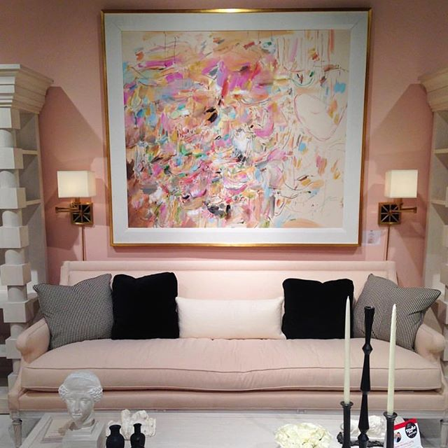 Another shot of my piece at Chaddock by @marymcdonaldinc (📷: @boohilmes)