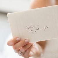 LOVE NOTES   - Testemunhos dos nossos Noivos.