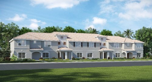 Townhomes in Kissimmee