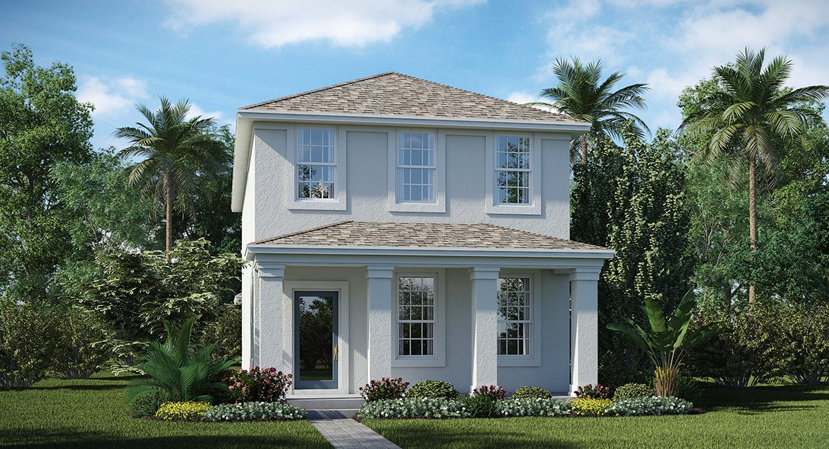 Raleigh - Storey Park - Homes in Central Florida