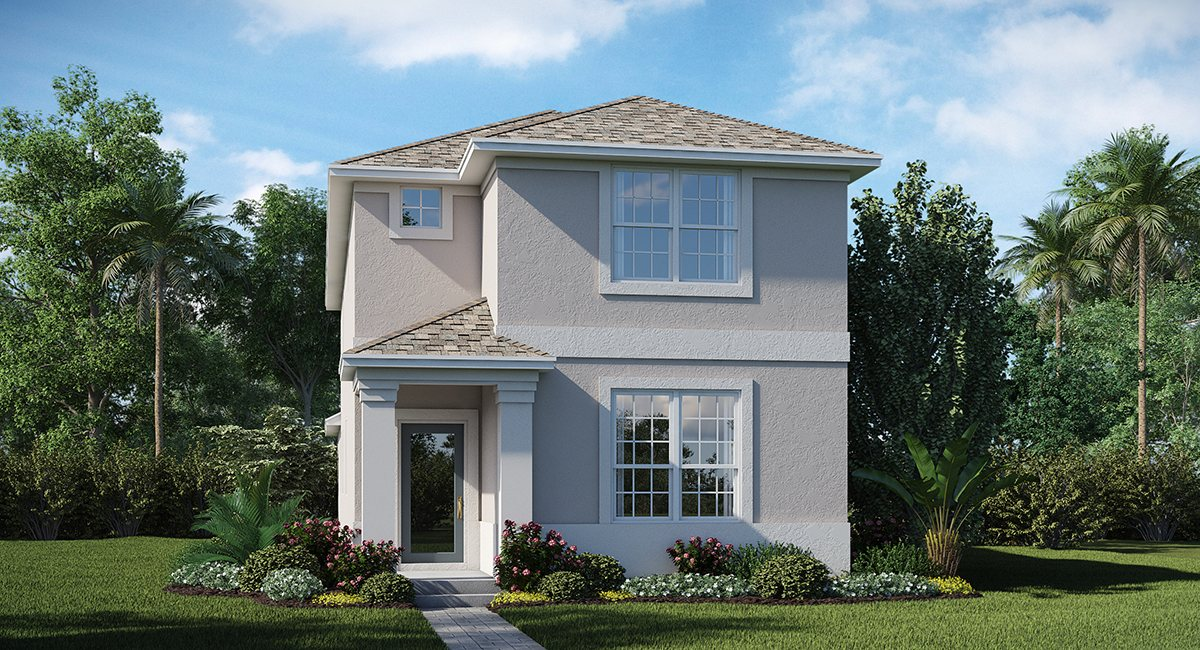 Asheville - Storey Park - Homes in Central Florida