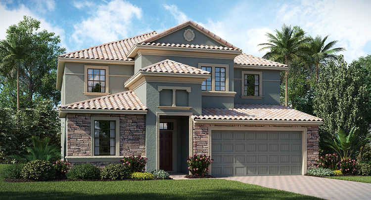 Homes in ChampionsGate