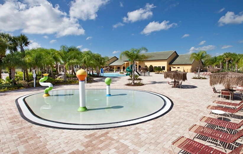 Vacation townhomes in Central Florida