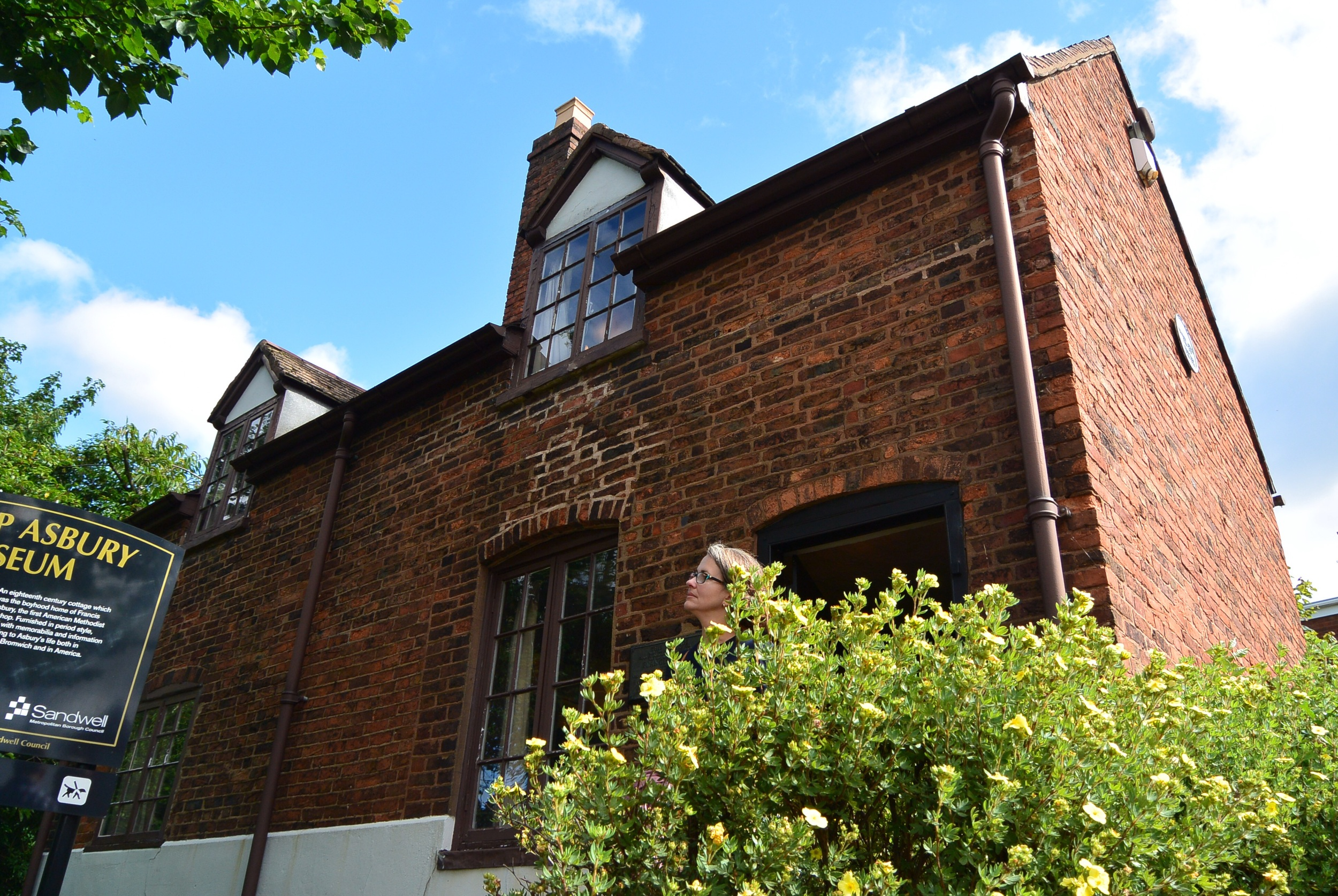 Francis Asbury's Boyhood Home