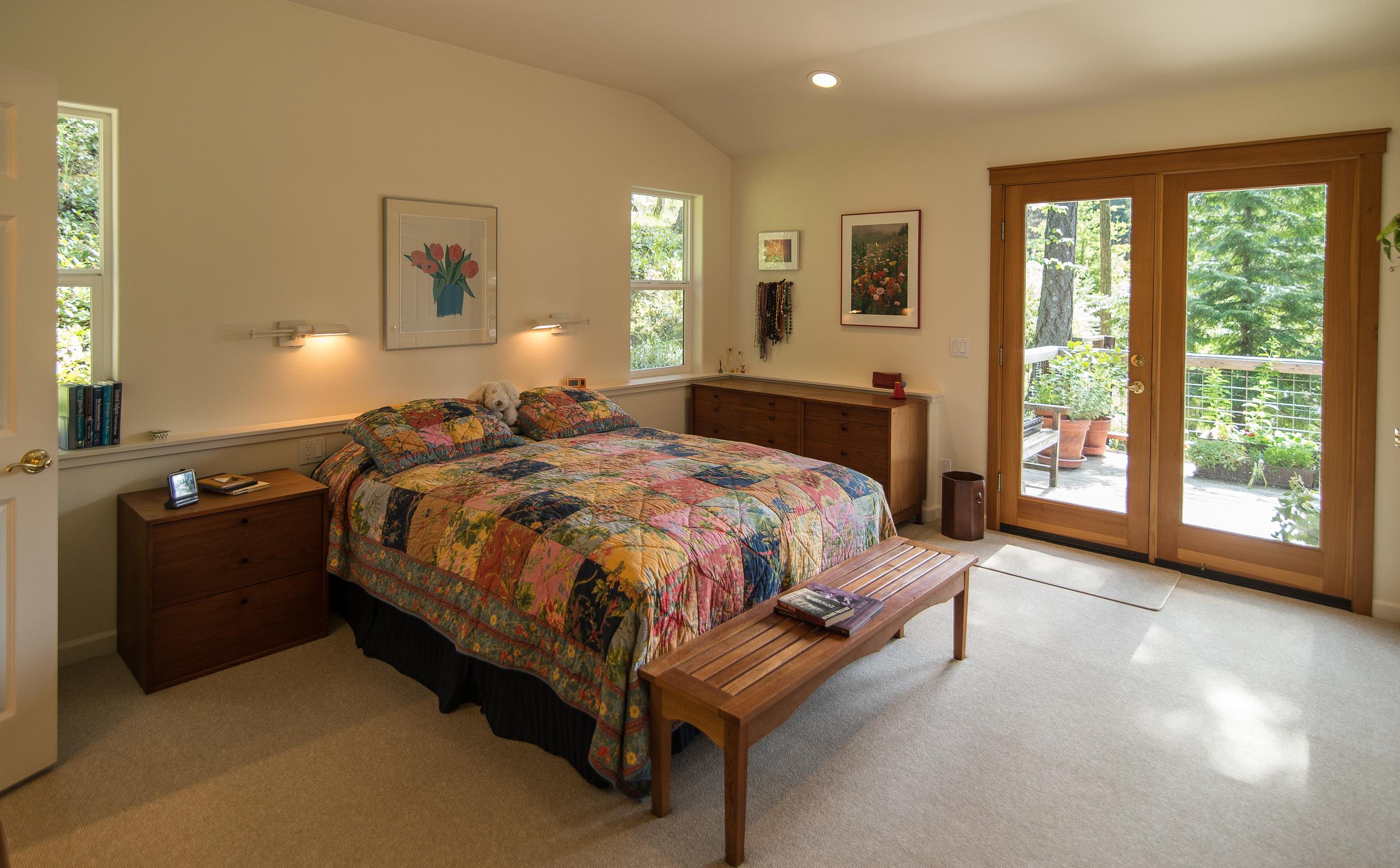 Master bedroom......