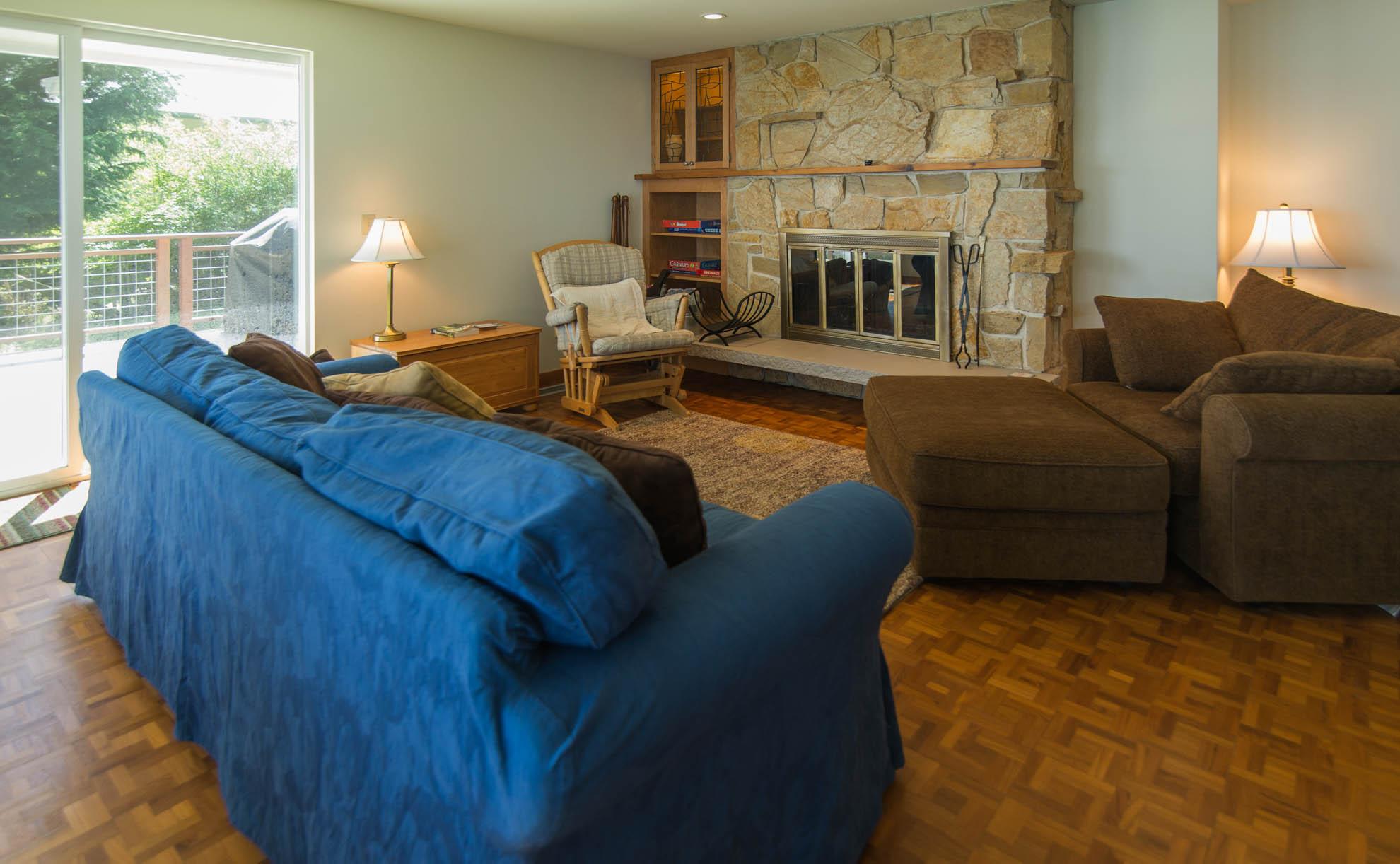 Reynolds Remodel Living Room