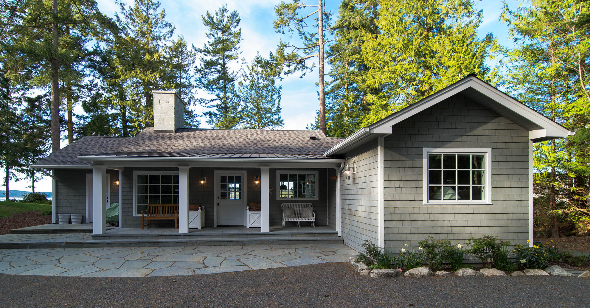 Friday Harbor, San Juan Island - Brooks Lane Custom Guest House