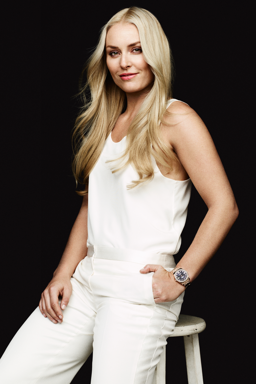 Copy of Lindsey Vonn for Rolex x ELLE