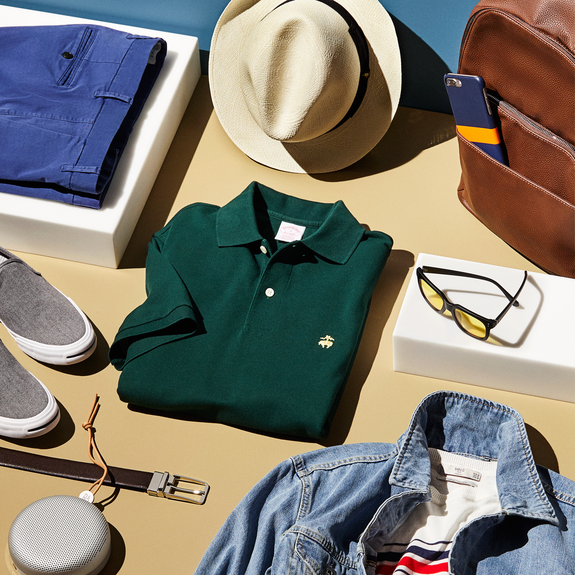 BROOKS BROTHERS x ESQUIRE