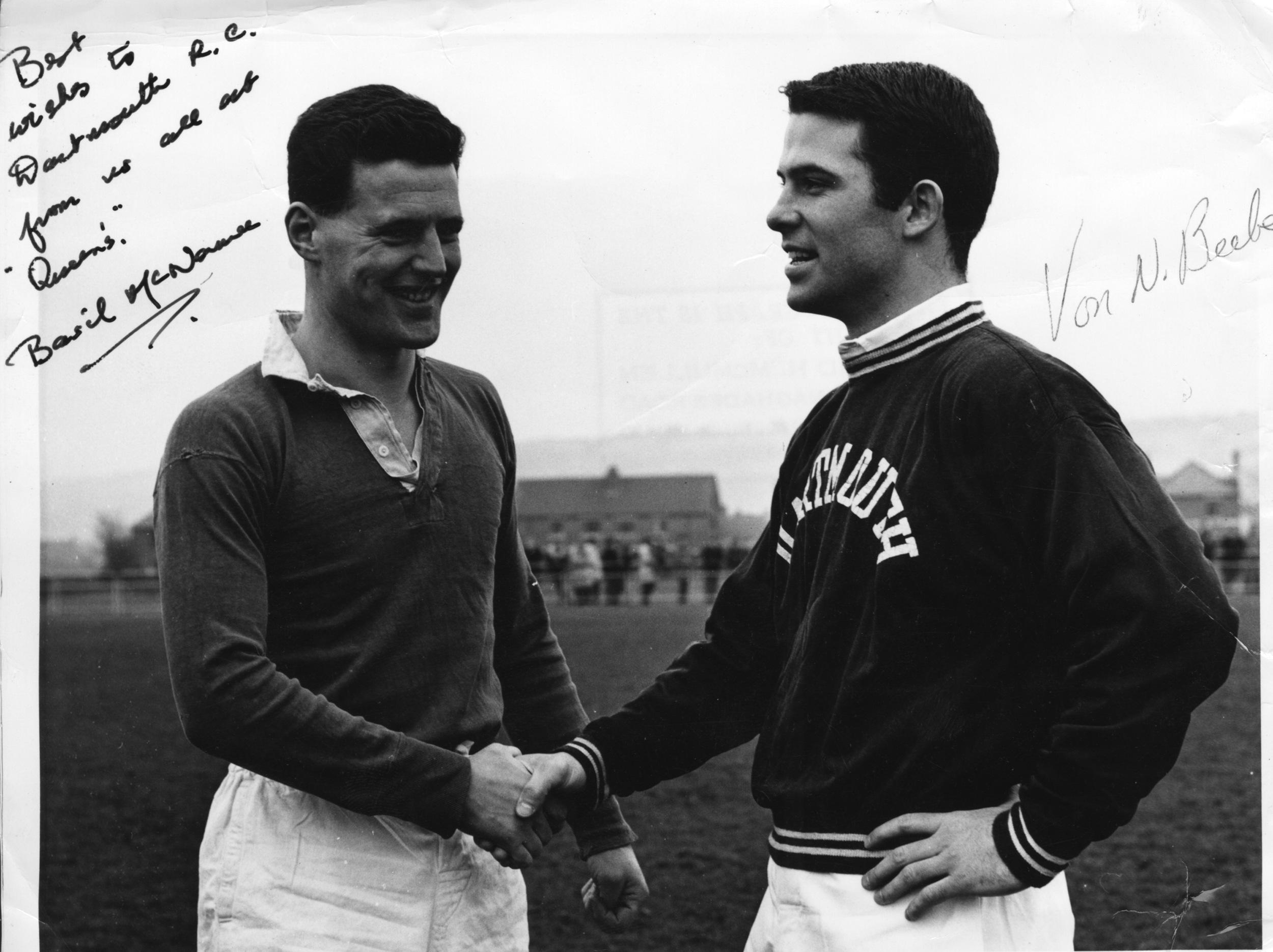 1962_Ireland Tour Von Beebe & Queens Belfast Hand Shake_DO21_2e.jpg