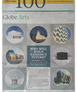 The Globe And Mail - December 2015