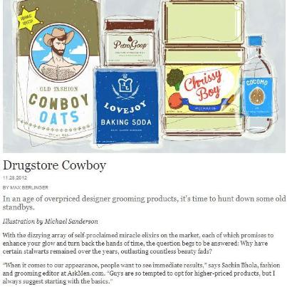 Sachin Bhola - OUT - Drugstore Cowboy