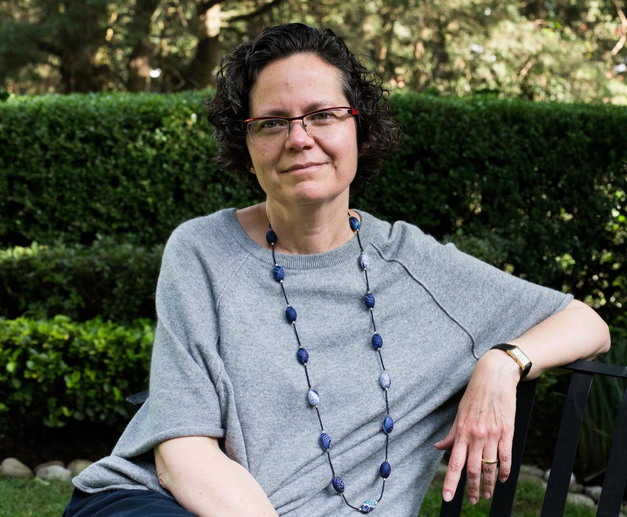 Gabriela Recio Cavazos, Ph.D.