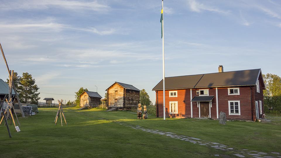 The Homestead, Jukkasjärvi