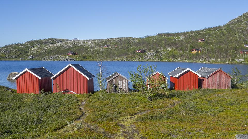 Boathouses, Norway