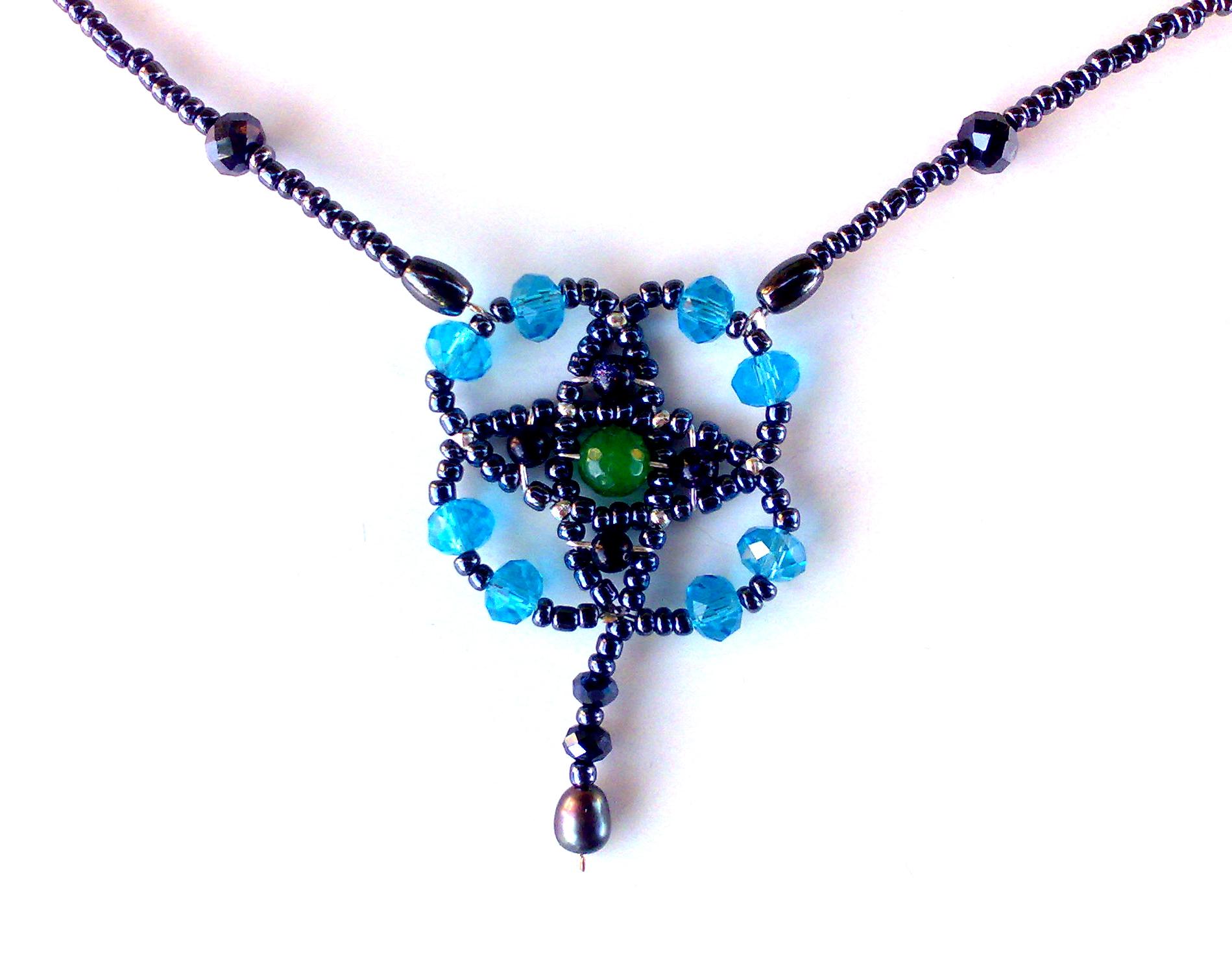 Irish Knot Emerald