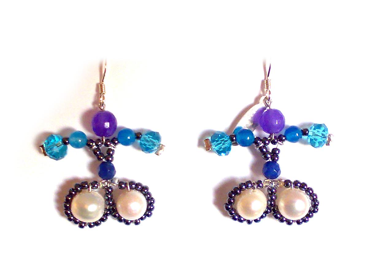 Arbonne Sapphire & Pearl