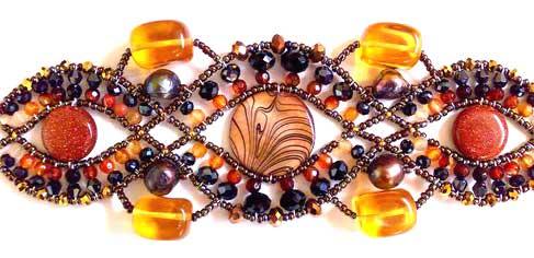 Genetic Amber - bracelet