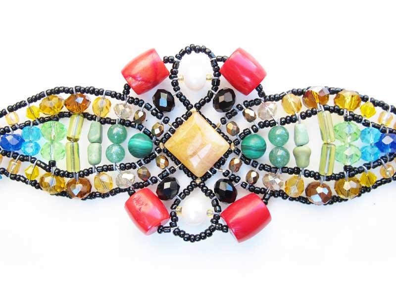 Black Sand Spellbound - bracelet