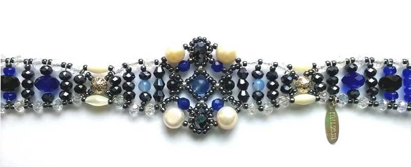 Sheherezade Sapphire - bracelet