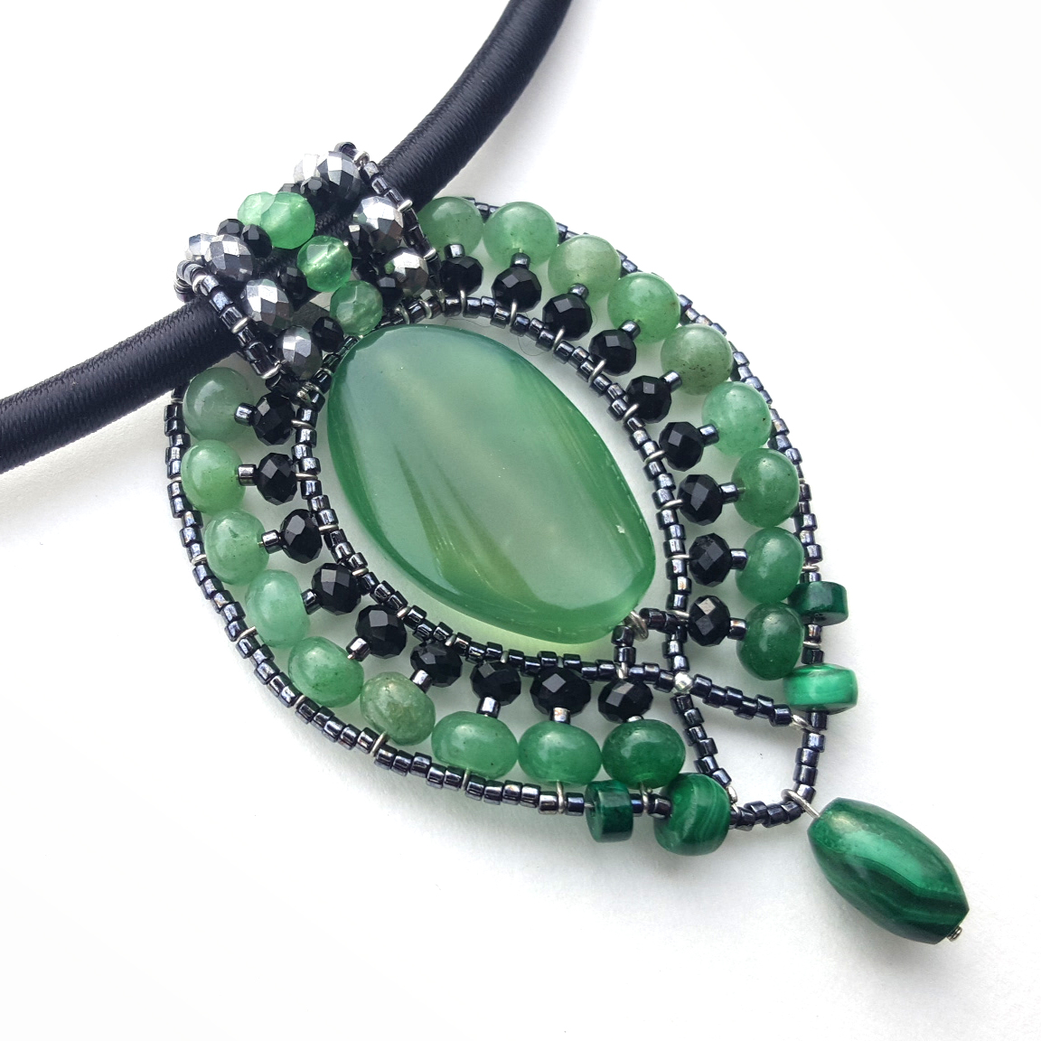 Lemon Leaf Green Jade