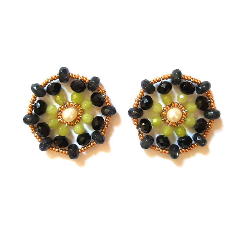 EAR213 - Alpine Flower Olive Jade--20181010_143004.jpg