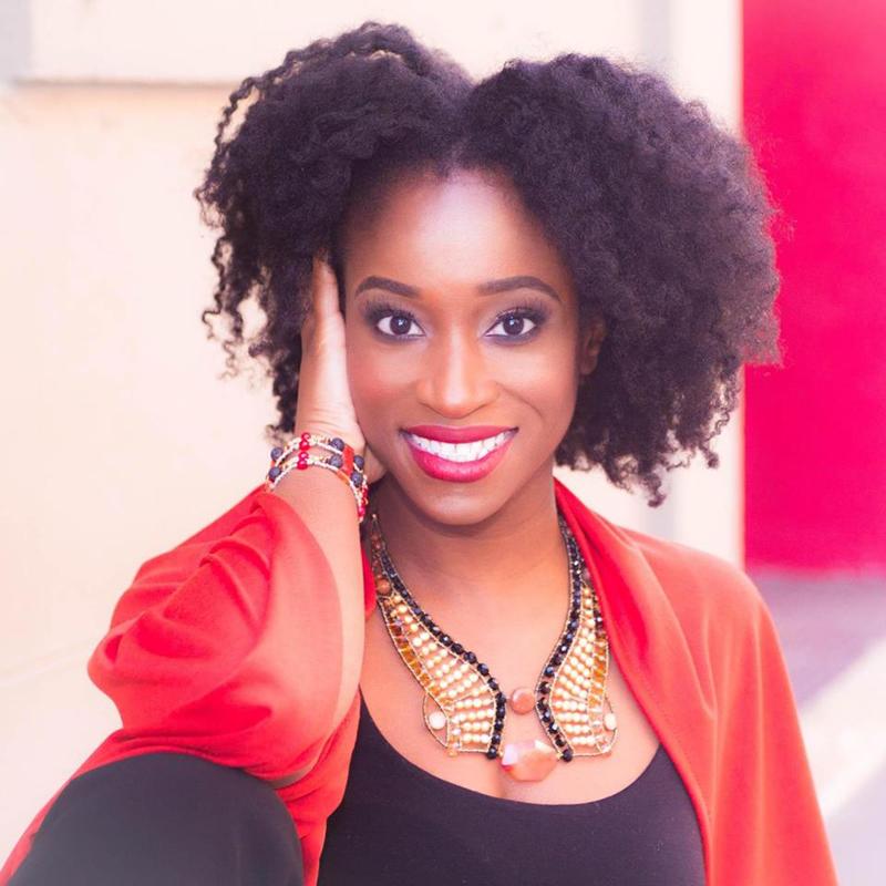 Cherene Francis -TV show host. Canada