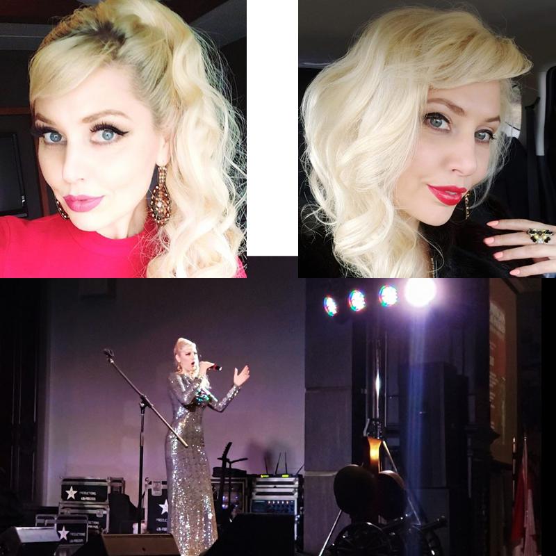 Mira Solovianenko - Opera Singer. Ukraine, Canada