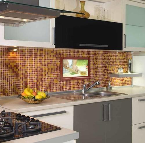 Waterproof Television TV Shower Kitchen Humidity NY NJ CT