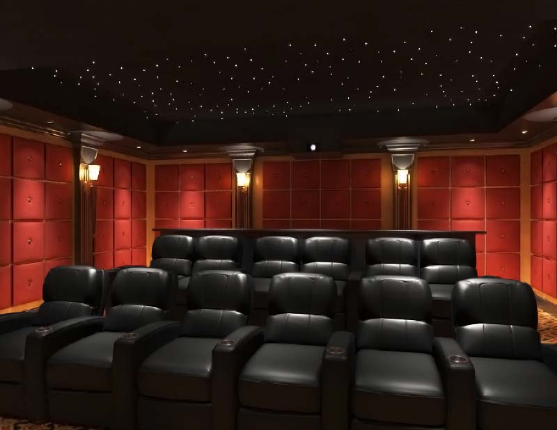 Audio Theater Seating Specialized Manhattan Southampton NY NJ CT