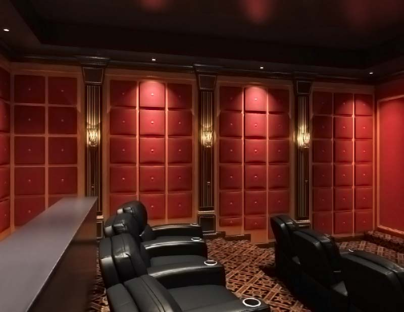 Home Theaters Technology