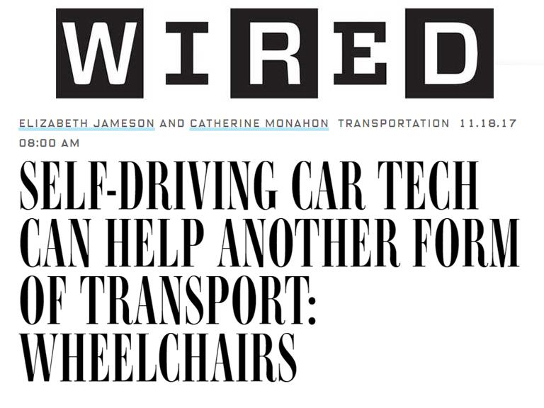 WIRED Magazine; November 2017