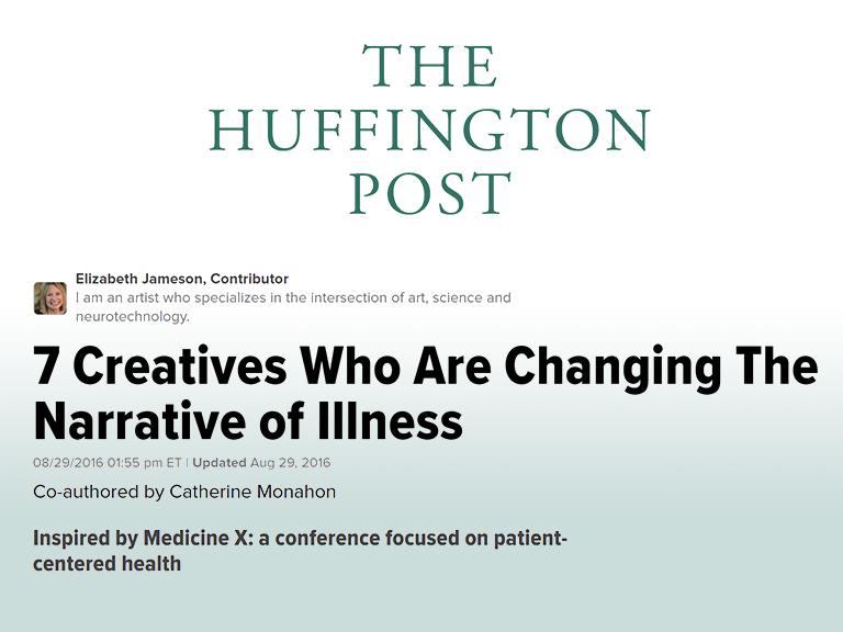 Huffington Post; August 2016