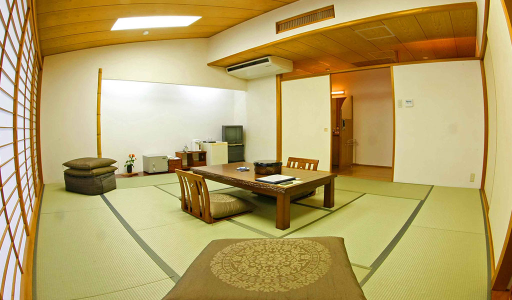 Japanese Inn accommodation
