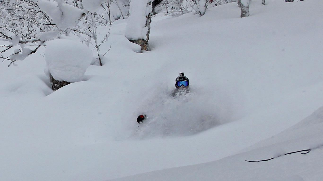 Ski Tokachi & Asahi Dake