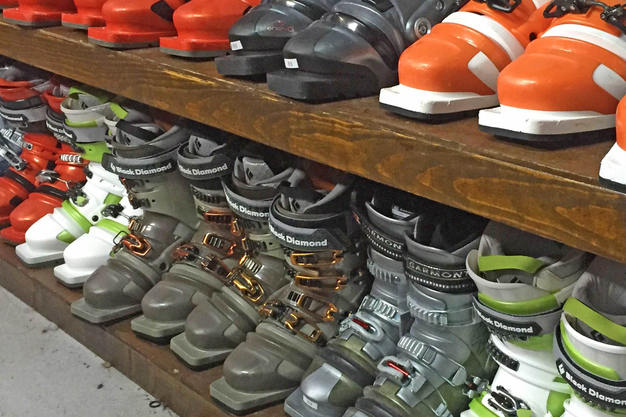 Telemark Boots to 30.5 Mondo