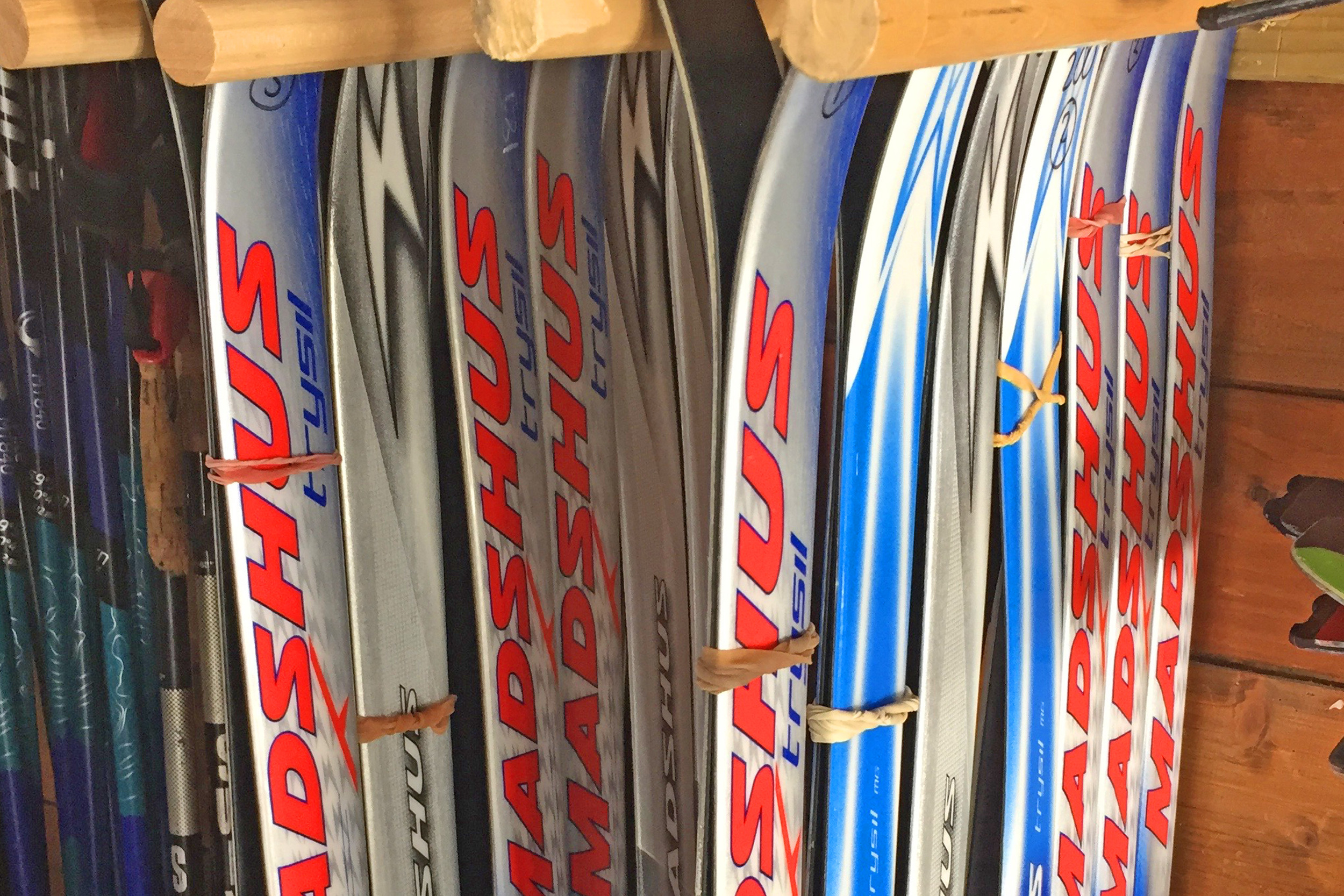 Cross Country - Nordic Track Skis