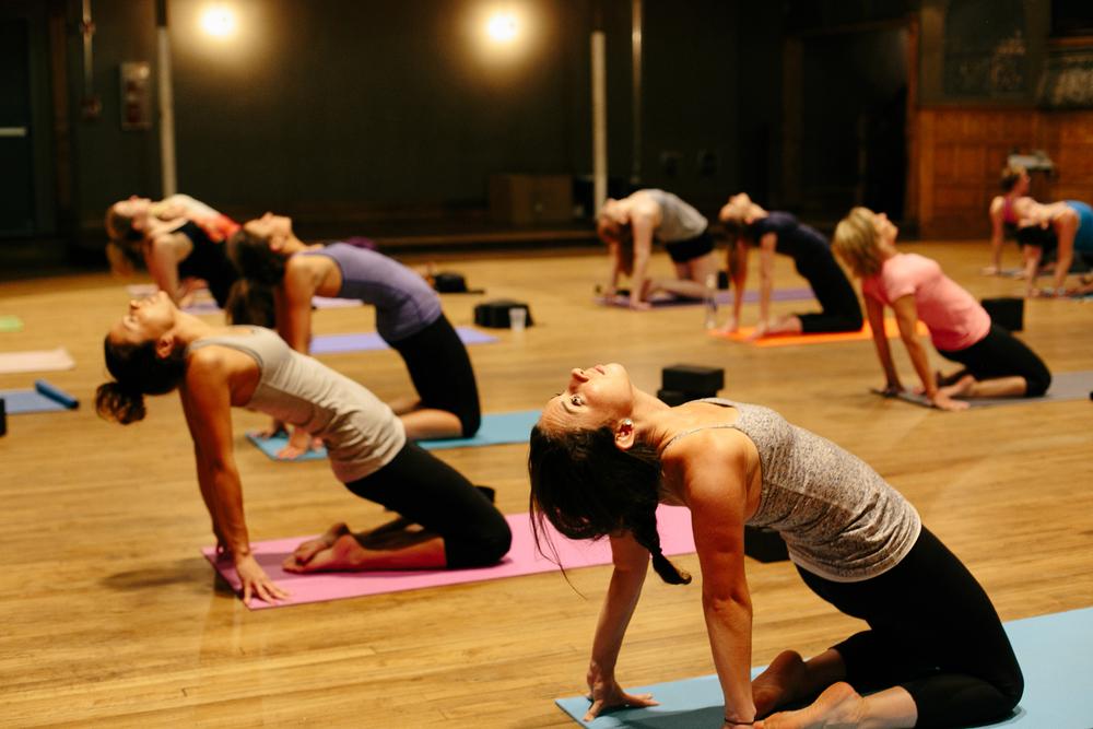 punch house yoga